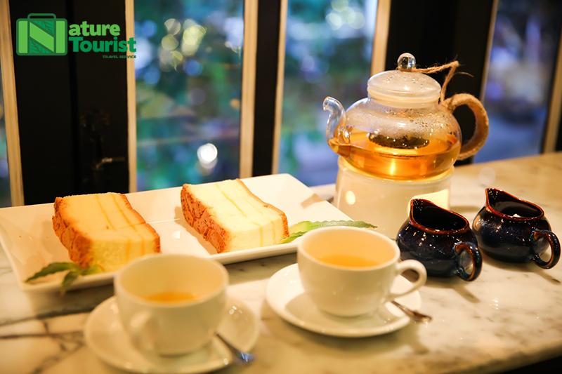 Ngoài nổi tiếng về trà sữa, Đài Loan còn có những quán cà phê xinh đẹp tọa lạc tại Đài Bắc